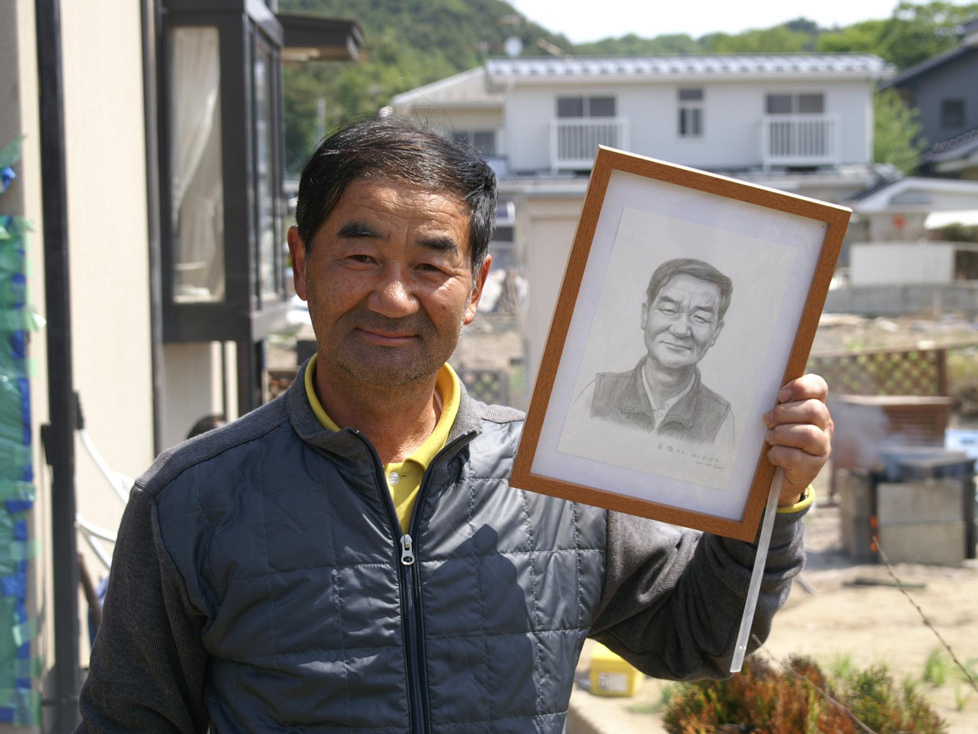 8 타카하시 씨 초상화 선물.JPG